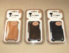3x iPhone 3G 3GS Handy Kork Case m. Displayfolie Hartschale Schutzhülle Corkcase