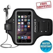 Running Armband Case iPhone 7 Plus Arm Gym Holder Jogging Sports Band Hold Phone