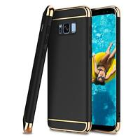 Hybrid Cover Samsung Galaxy J7 2017 J730 Handy Hülle Schutzhülle Case Tasche