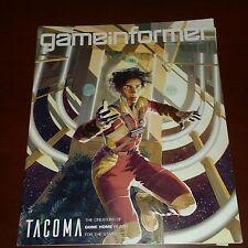 GAME INFORMER MAGAZINE Issue # 268 AUGUST 2015 TACOMA (CobraHMA)