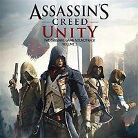 Assassin's Creed Unity - Original Game Soundtrack Volume 2 New Music Audio CD