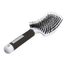 Hairbrush Bristle Nylon Comb Hair Scalp Massage Salon Hairdressing Styling Tools