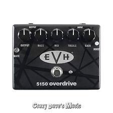 Dunlop MXR EVH 5150 Overdrive Distortion Guitar Effects Pedal