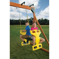 Creative Cedar Designs 2-Person Glider Swing Add To Swingset