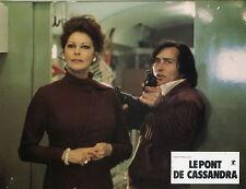 AVA GARDNER THE CASSANDRA CROSSING 1976 VINTAGE PHOTO LOBBY CARD N°2