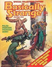 Basically Strange # 1 (Wally Wood, Alex Toth) (Magazine, USA, 1982)
