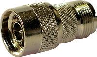 PL259 to N-Type Plug Adaptor