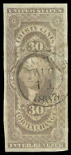 momen: Us Stamps #R51a Revenue Used