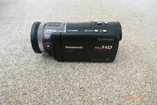 Panasonic HD Camcorder, HC-X900