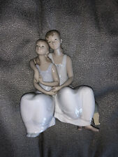 lladro figurine My sister, My Friend