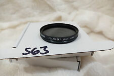 58mm  polarizing filter POLARISING CLEANED AND CHECKED
