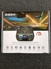 Uniden R3 Extreme Long Range Radar Laser Detector w/GPS & Voice Alerts Sealed
