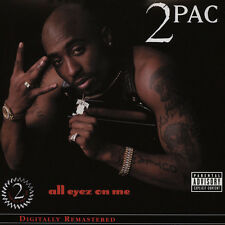 "2Pac - All Eyez On Me  NEW & SEALED  (Album 12"" LP Vinyl) 4 x 12""  Album"