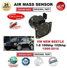 FOR VW NEW BEETLE 1.6 100bhp 102bhp 1999-2010 AIR MASS SENSOR 4-PIN with HOUSING