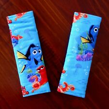 Finding Dory Baby Child Seat Belt Strap Covers Stroller Pram Chair Car Seat