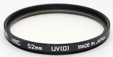 HOYA HMC 52mm UV (0) Filter Protection Filter Objektiv Filter