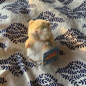 NEW Webkinz Mazin' Hamsters SUNSHINE Plush Stuffed Animal with Online Code Tag