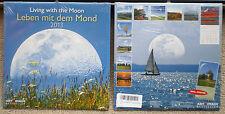 Living with the Moon – Leben mit dem Mond 2013 – Wandkalender, tolle Bilder, ovp
