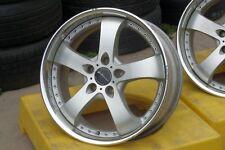 3-piece JDM wheels rims SSR Vienna Sovereign  18×8J +49 5*114.3