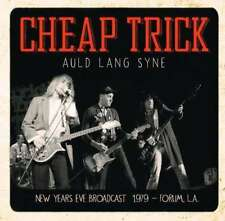 Cheap Trick - Auld Lang Syne NEW CD