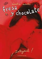 Fresa Y Chocolate. NUEVO. Nacional URGENTE/Internac. económico. COMIC Y JUEGOS