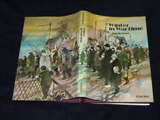 JAN TERLOUW, WINTER IN WARTIME, UK 1st EDN, WWII PILOT, DUTCH RESISTANCE VG+