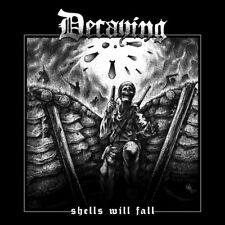 DECAYING - Shells Will Fall - CD - DEATH METAL