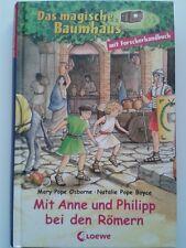 Das magische Baumhaus - Mit Anne und Philipp bei den Römern