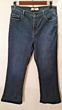 Levi's Perfectly Slimming Boot Cut 512 Women's Jeans Dark Wash Stretch Size 12S