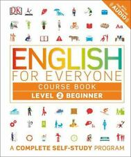 English for Everyone: Level 2: Beginner, Course Book (Hardback or Cased Book)