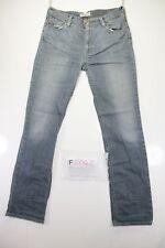 Levis 627 Straight Fit Bootcut (Cod. F2042)Tg46 W32 L34 jeans usato Vita Alta