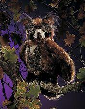 Folkmanis Great Horned Owl Hand Puppet