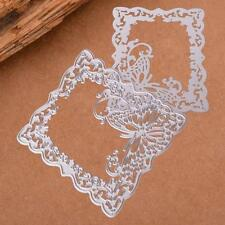 3D Window Frame Metal Cutting Dies Stencil Scrapbooking Card Embossing Die-Cut