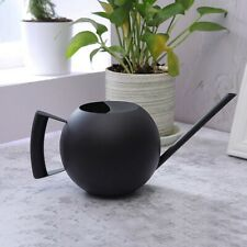Us 500ml Indoor Small Stainless Steel Watering Can Pot Garden Spout Plant Tool