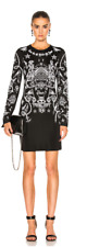 NWT $1495 GIVENCHY Tattoo Dress Size L