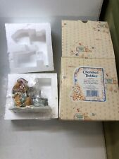 New Cherished Teddies 1997 Enesco 302643 Sixteen Candles Many More Figurine New