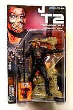 T-800 Terminator Action Figure New 2001 Movie Maniacs Series 4 McFarlane Amricon
