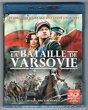 LA BATAILLE DE VARSOVIE - JERZY HOFFMAN - 2011 - BLU-RAY 3D / 2D - NEUF NEW NEU