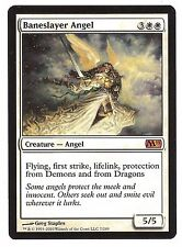 BANESLAYER ANGEL, MAGIC 2011 (M11) NM, MAGIC: THE GATHERING, MTG