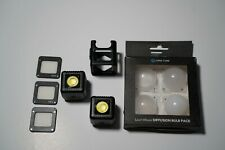 Lume Cube 1st Gen 1500 Lumen Light (Black, Two-Pack) with Accessories