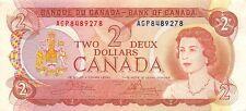 Canada  $2  1974  Series ACP  Circulated Banknote LASA