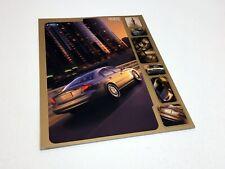 2000 Ford Taurus Information Sheet Brochure