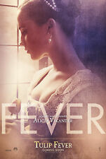 Eason-Tulip Fever Movie Poster 23.6x35 in