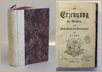 Tissot Die Erzeugung der Menschen, und Heimlichkeiten der Frauenzimmer 1777 xy