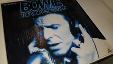 LASERDISC  DAVID BOWIE VIDEO COLLECTION