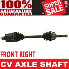 FRONT RIGHT CV Axle For PONTIAC SUNBIRD SUNBIRD Turbo Manual Transmission
