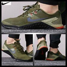 Nike Metcon 4 Men's Shoes - Olive/Indigo