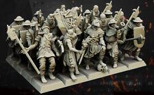SAGA 10 Medieval Halberd Warhammer Fantasy Bretonen Bretonnia Landsknechte
