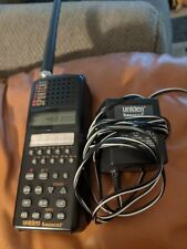 Uniden Bearcat Sportcat Twin Turbo SC150 Radio Police Scanner w/ Charger 800 MHz
