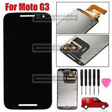 FOR MOTOROLA MOTO G3 XT1541 XT1540 DISPLAY LCD TOUCH SCREEN DIGITIZER 3rd GEN UK